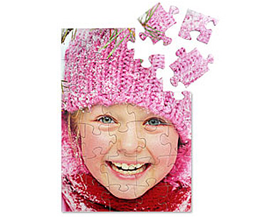 30 piece kids photo puzzle